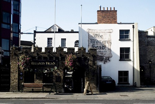 The Brazen Head in Dublin