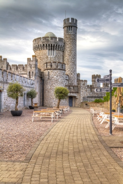 Blackrock Castle and observatory in Cork, Ireland