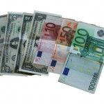 Dollars and euros - Currency in Ireland