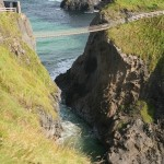 Rede Rope Bridge - Giants Causeway